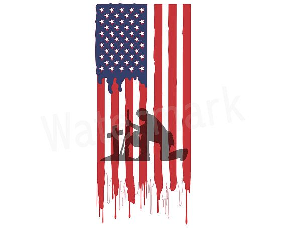 Army american flag clipart picture royalty free download American Flag SVG, USA Flag, Memorial Day SVG, Fallen Soldiers ... picture royalty free download