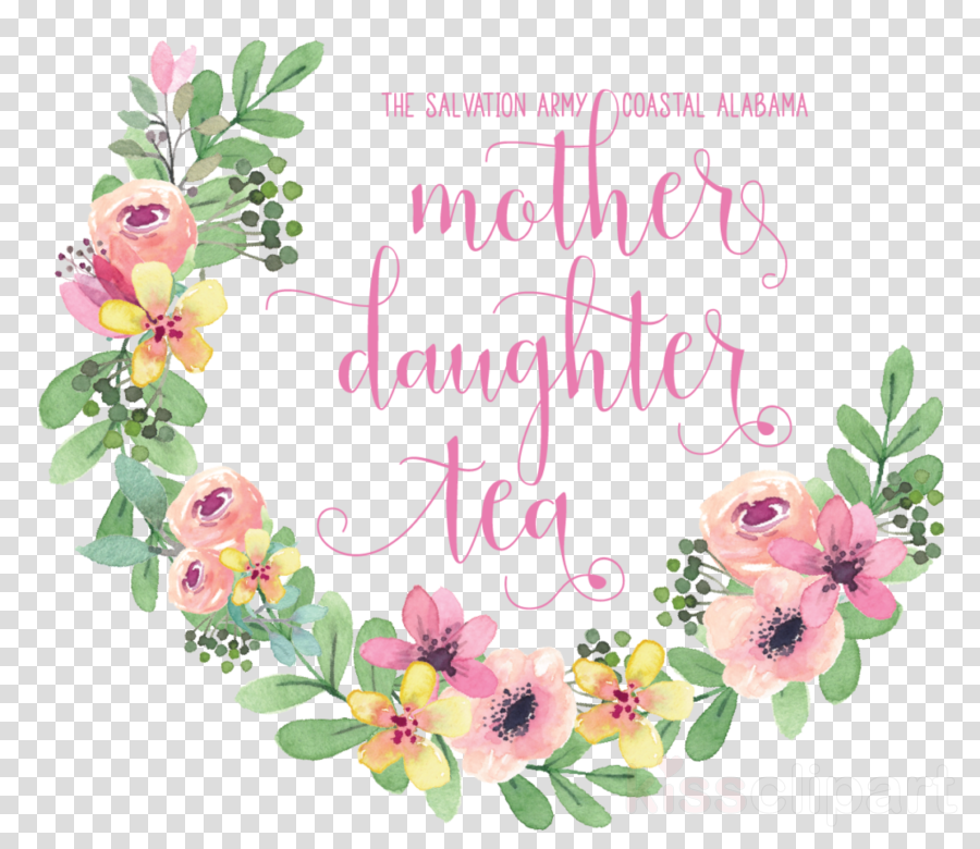 Army and daughter clipart image freeuse stock Flower, Text, Font, transparent png image & clipart free download image freeuse stock