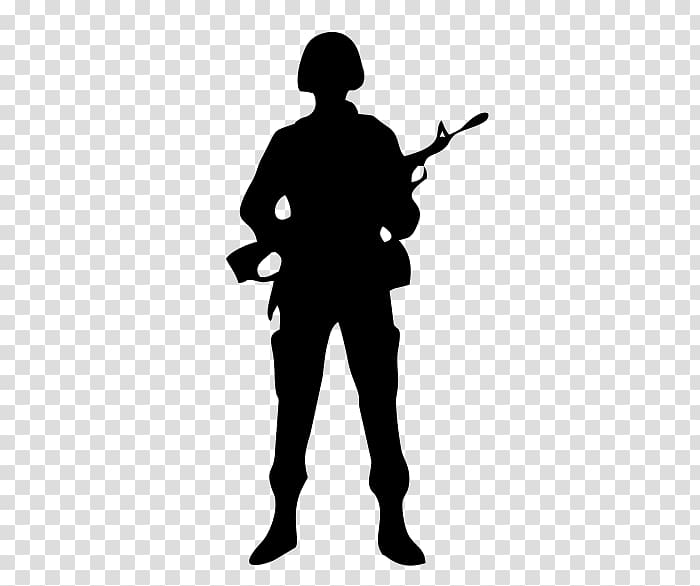 Army and daughter clipart jpg transparent stock Soldier Silhouette Military , army soldier transparent background ... jpg transparent stock