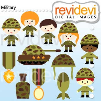 Army boy and girl clipart clip art free download Digital clipart Military - Army boys and girls clip art free download