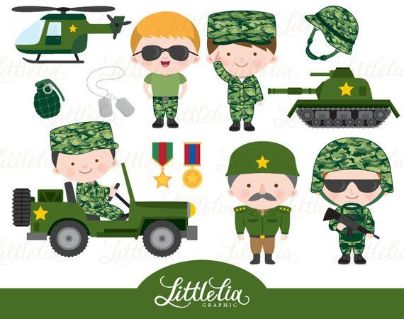 Free army clipart. Military products clip art