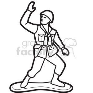 Army clipart outline graphic freeuse download military clipart - Royalty-Free Images | Graphics Factory graphic freeuse download