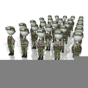 Military clipart for powerpoint clipart black and white stock Military Clipart For Powerpoint | Free Images at Clker.com - vector ... clipart black and white stock