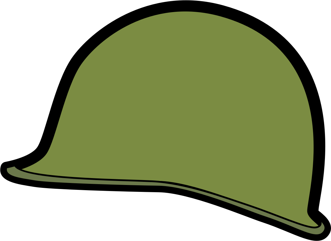 Free clipart football helmet outline vector royalty free stock Military Soldier Clipart at GetDrawings.com | Free for personal use ... vector royalty free stock