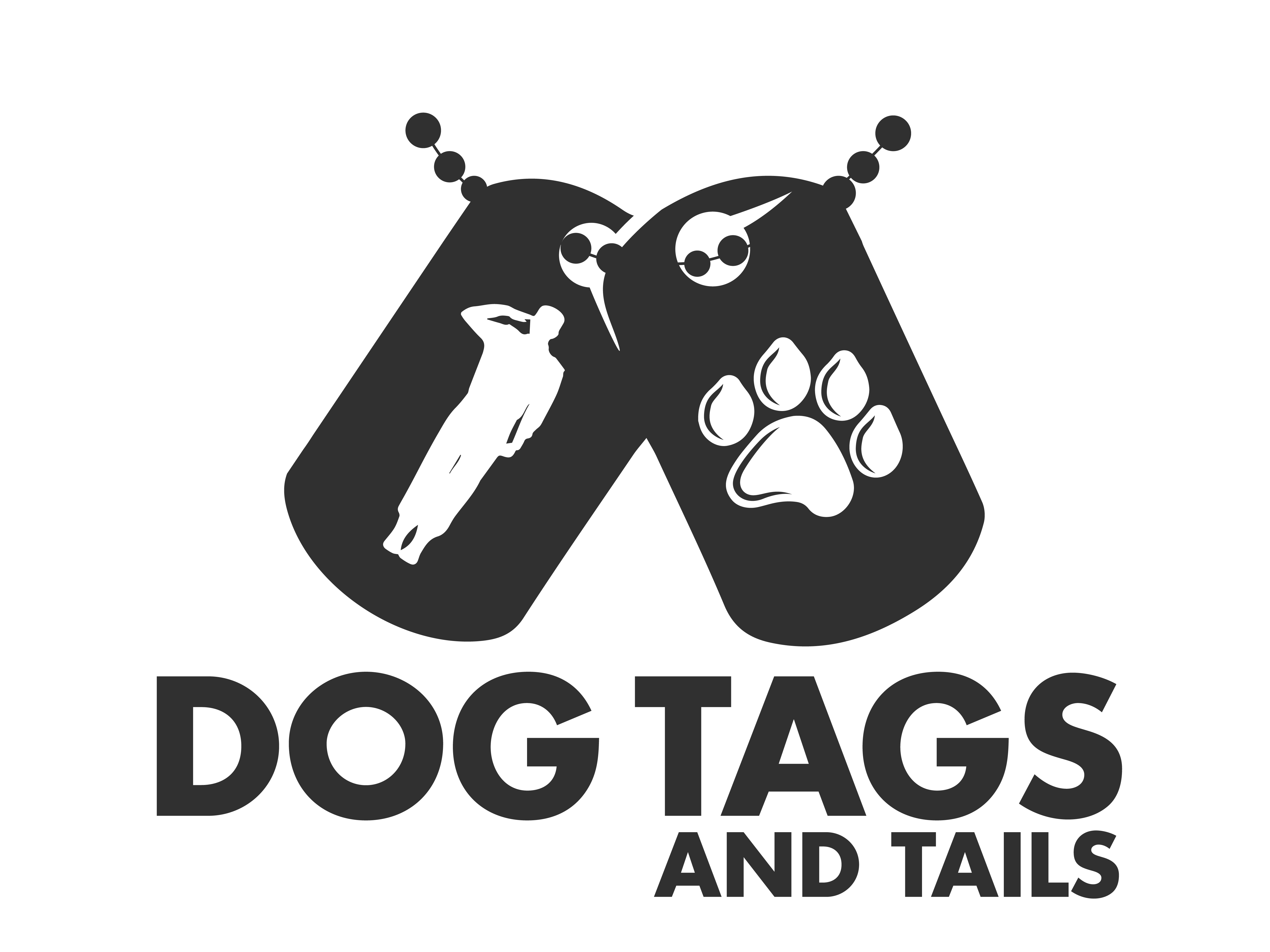Army dog tags clipart jpg library download Freedom Famfest ft Bark in the Park 2018 - Dog Tags and Tails jpg library download