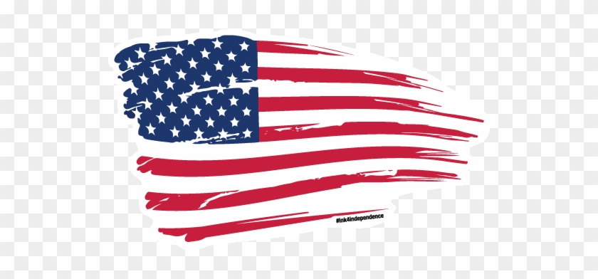 Army green american flag clipart vector freeuse library Stickers Transparent American Flag - Transparent Background Us Flag ... vector freeuse library