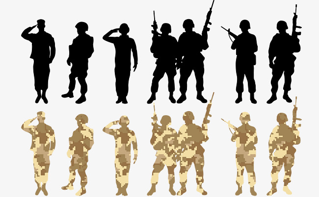 Army group clipart banner transparent download Army clipart group soldier, Army group soldier Transparent FREE for ... banner transparent download
