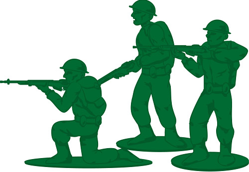 Free military clipart. Army men soldier cartoon