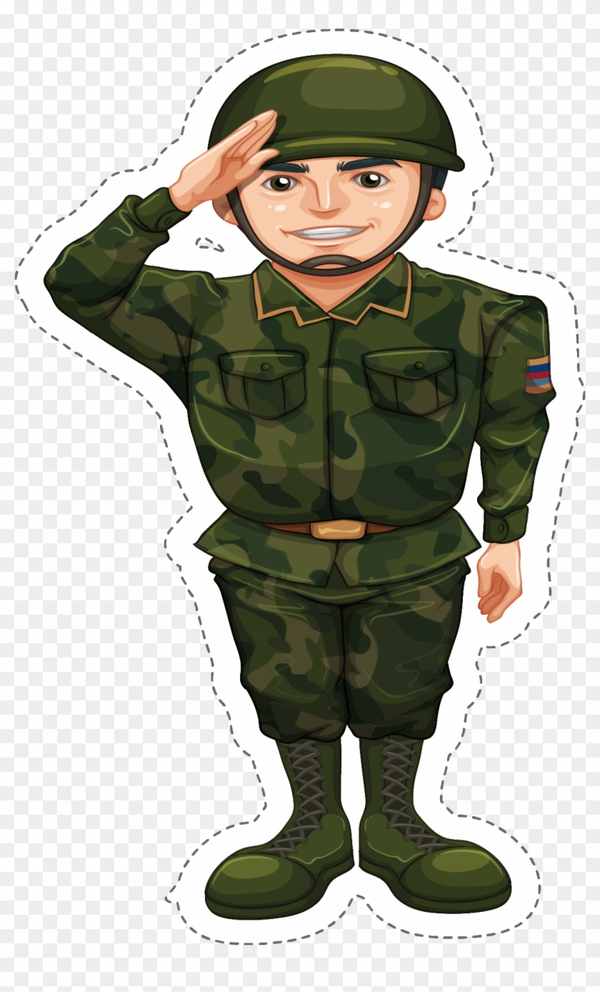Army officer clipart jpg transparent Png Transparent Download Soldier Salute Clipart - Indian Army ... jpg transparent