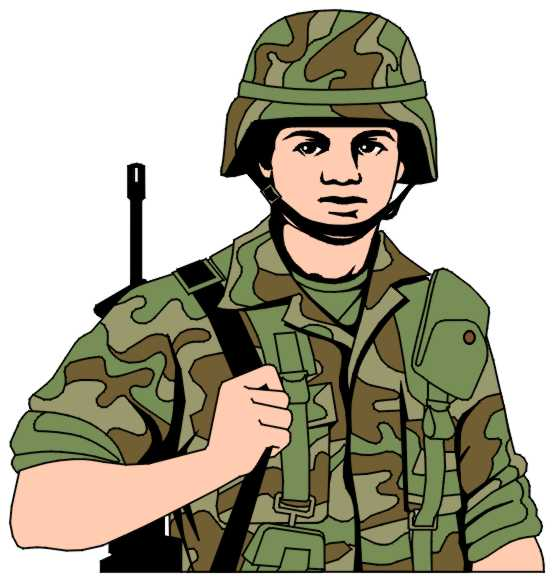 Army officer clipart graphic free download 33+ Military Clip Art | ClipartLook graphic free download