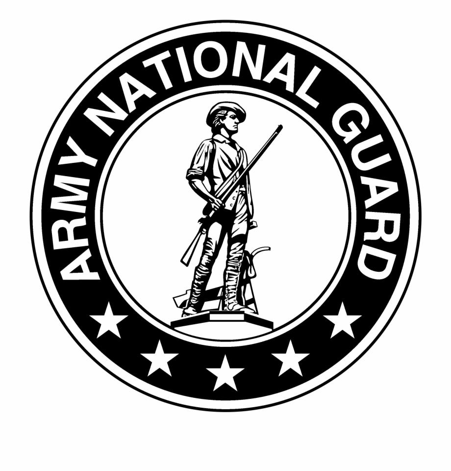 Army national guard logo clipart clip transparent Army National Guard Logo Black And White - Army National Guard Logo ... clip transparent
