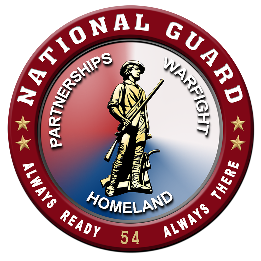 Army national guard logo clipart graphic royalty free stock Downloadable Graphics - Resources - The National Guard graphic royalty free stock