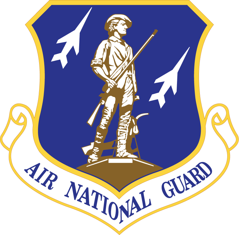 Army national guard logo clipart image black and white library Downloadable Graphics - Resources - The National Guard image black and white library