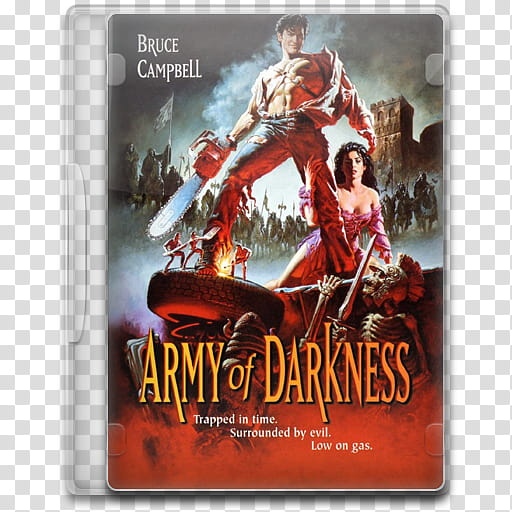 Army of darkness clipart picture transparent stock Movie Icon , Army of Darkness, Bruce Campbell Army of Darkness disc ... picture transparent stock