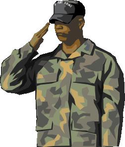 Miltary clipart clip art freeuse download Army Veteran Clip Art at Clker.com - vector clip art online, royalty ... clip art freeuse download