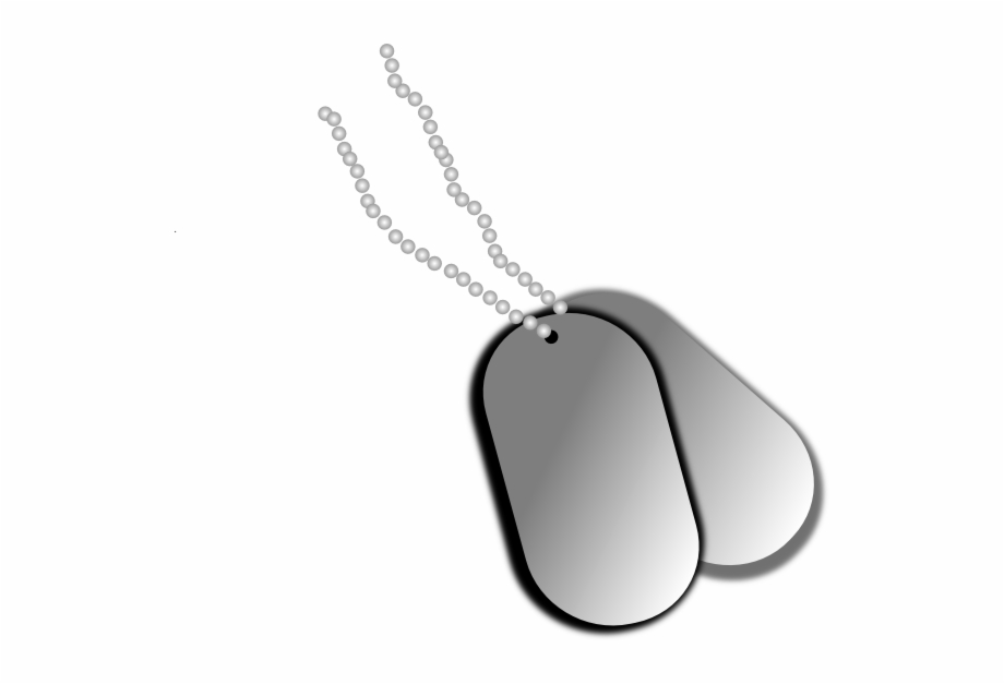 Fortnite dog tags clipart image royalty free download Military Dog Tags Png Free PNG Images & Clipart Download #151455 ... image royalty free download