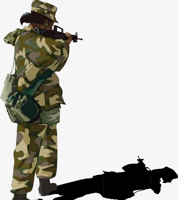 Army soldier clipart free jpg library stock Download Soldier clipart Soldier Infantry Military   Soldier,Army ... jpg library stock