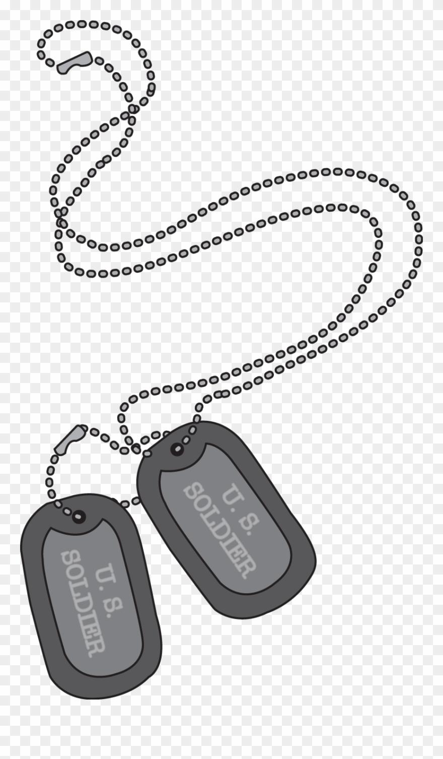 Army tags clipart jpg royalty free stock Photo By @daniellemoraesfalcao - Us Army Dog Tags Clipart - Png ... jpg royalty free stock