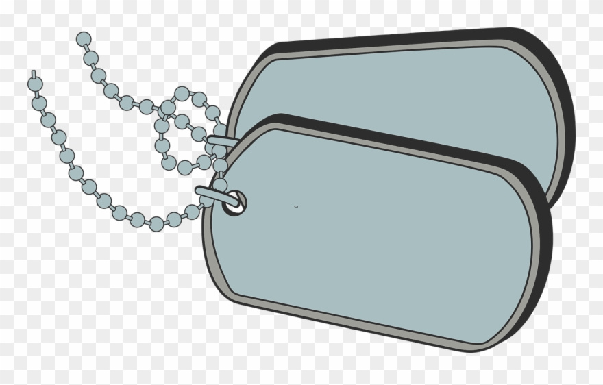 Army tags clipart clip Dog Tags 2952228 1280 - Military Dog Tag Png Clipart (#755927 ... clip