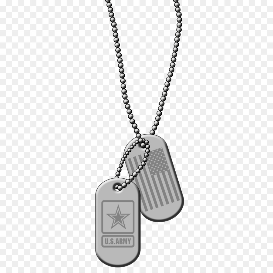 Army tags clipart svg freeuse Dog Tag clipart - Dog, Army, Necklace, transparent clip art svg freeuse