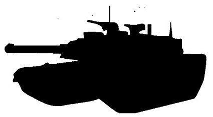 Army tank ship clipart graphic freeuse library Amazon.com: Army Tank - War Transfer tattoos tattooing temporary ... graphic freeuse library
