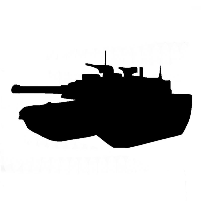 Army tank ship clipart clip art black and white download Wholesale 10pcs/lot 20pcs/lot Army Tank War Infantry Car Decal Auto ... clip art black and white download