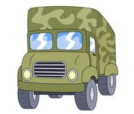 Army truck clipart clip art black and white library Free Military Cliparts, Download Free Clip Art, Free Clip Art on ... clip art black and white library