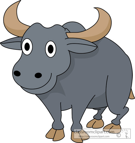 Army water buffalo clipart picture library library Water Buffalo Clipart | Clipart Panda - Free Clipart Images picture library library