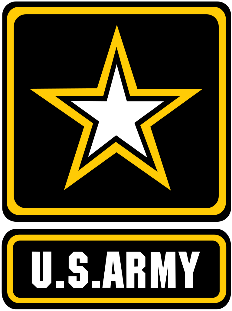 Army wife clipart svg royalty free download File:US Army logo.svg - Wikimedia Commons royalty free download