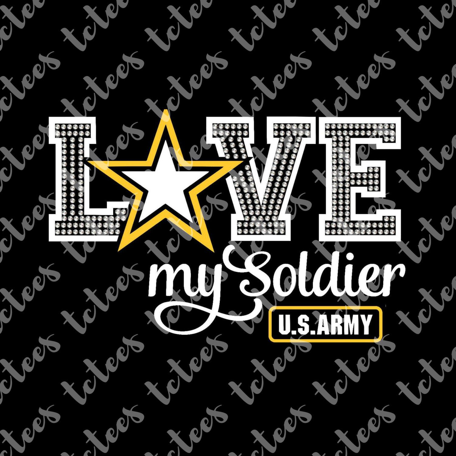 Army wife clipart svg clip art black and white library Love My Soldier - United States Army - Mixed Media - Army Wife - SVG ... clip art black and white library
