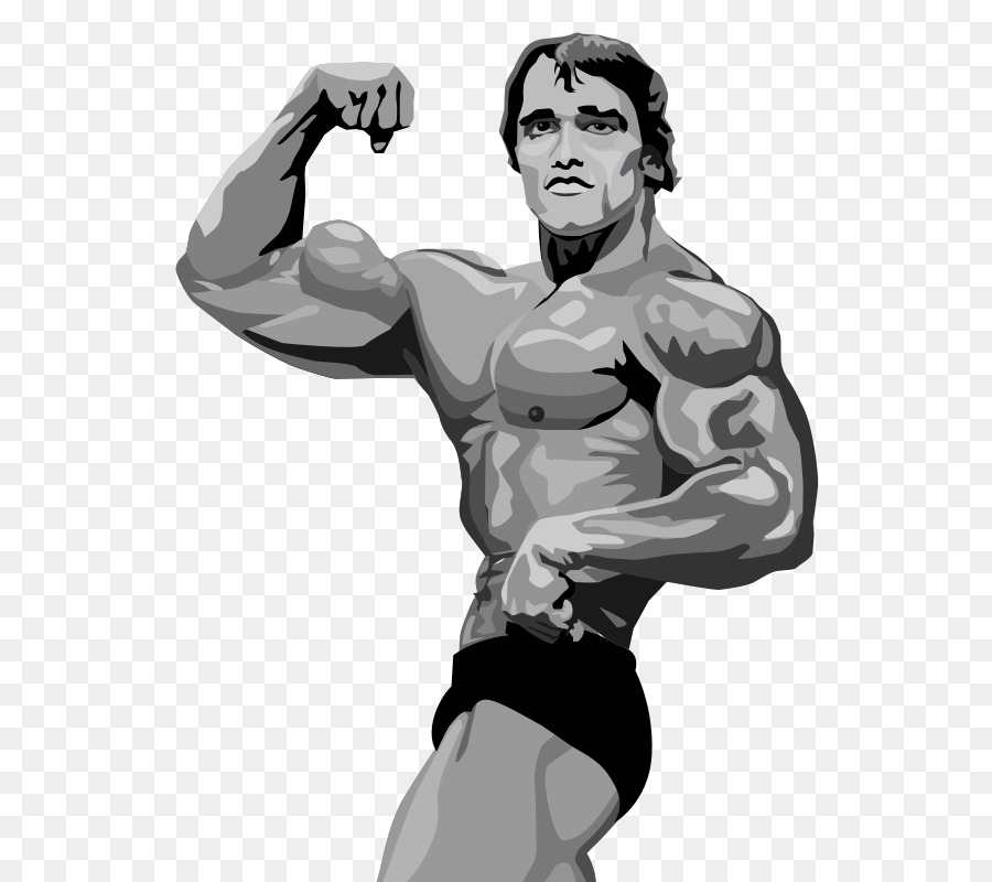 Arnold schwarzenegger clipart banner free library Fitness Cartoon clipart - Man, Muscle, Hand, transparent clip art banner free library
