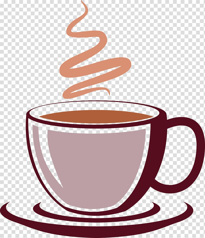 Aroma clipart png graphic transparent Mug with coffee illustration, Coffee cup Drink, Coffee aroma ... graphic transparent