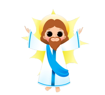 Clipart easter jesus png royalty free Free He Arose Cliparts, Download Free Clip Art, Free Clip Art on ... png royalty free