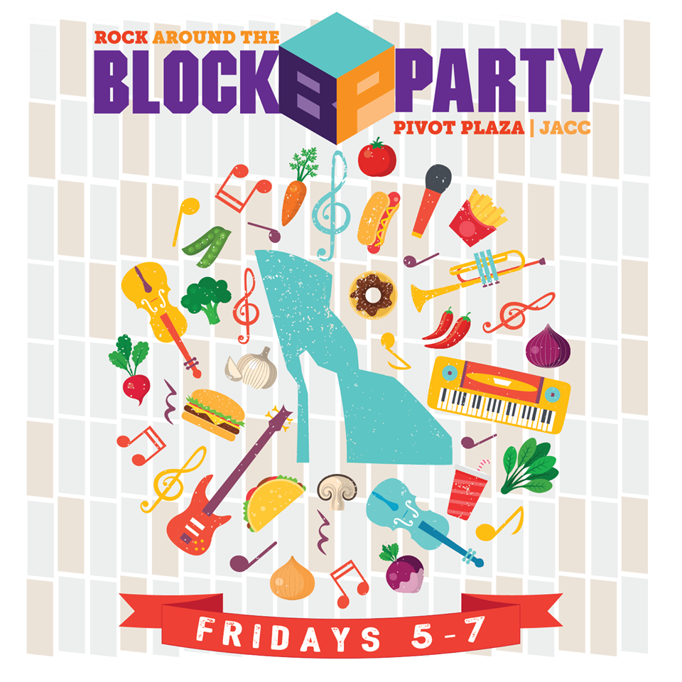 Around the block clipart picture royalty free library Rock Around the Block Party - June 23rd picture royalty free library
