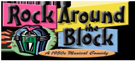 Around the block clipart graphic stock Rock Around the Block graphic stock