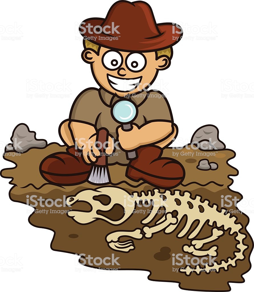 Arqueologist clipart graphic black and white Archaeologist clipart 7 » Clipart Station graphic black and white