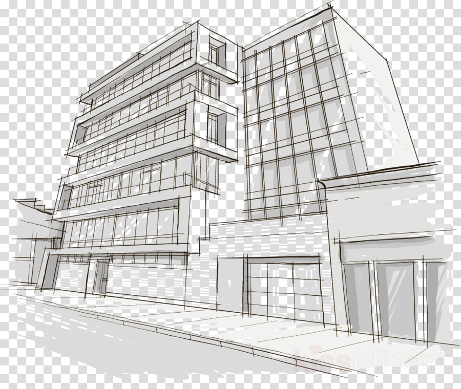 Arquitectura clipart png free download Building Background clipart - Drawing, Architecture, Building ... png free download