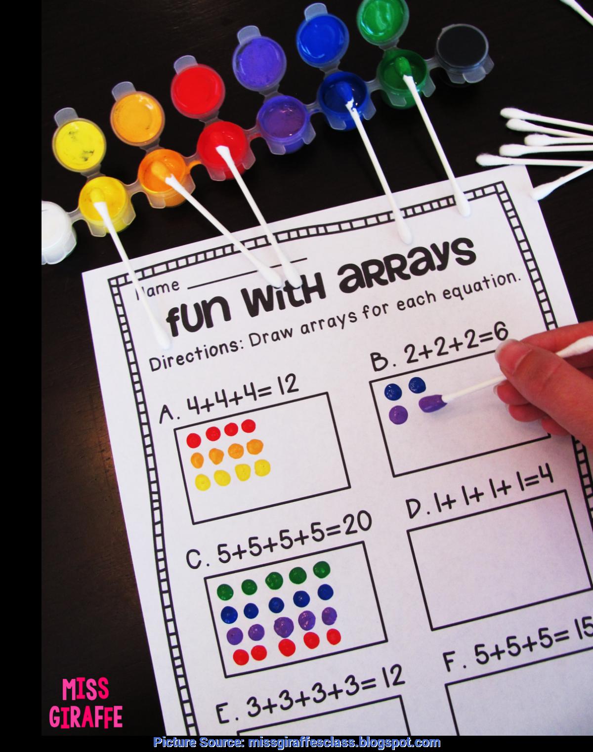 Array clipart 2nd grade png stock Good Array Lesson Plan 2Nd Grade Miss Giraffe\'S Class: How To Teach ... png stock