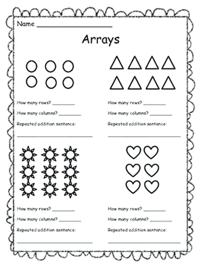 Array clipart 2nd grade clip royalty free repeated addition worksheets for second grade clip royalty free