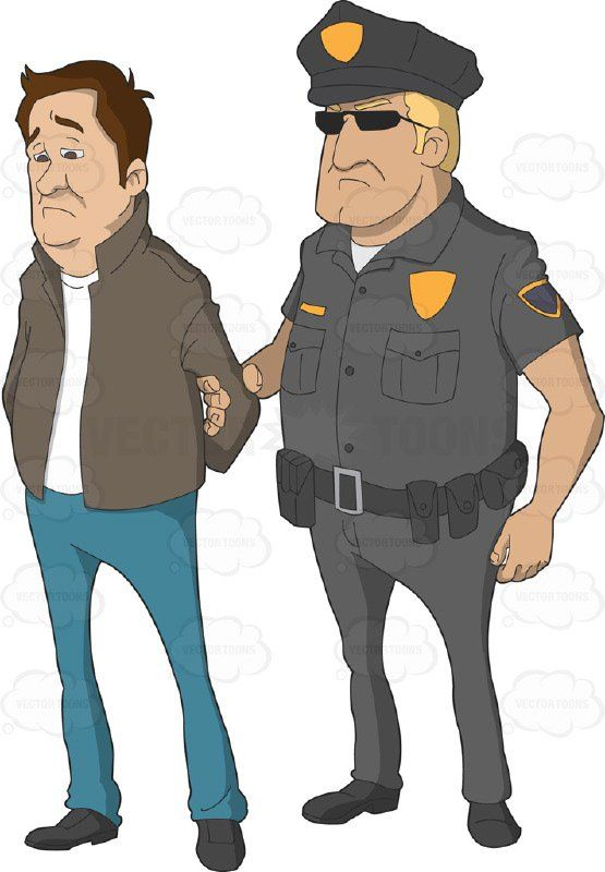 Arresting someone clipart vector royalty free library Arrest Clip Art | Man Getting Arrested Clipart | galleryhip.com ... vector royalty free library