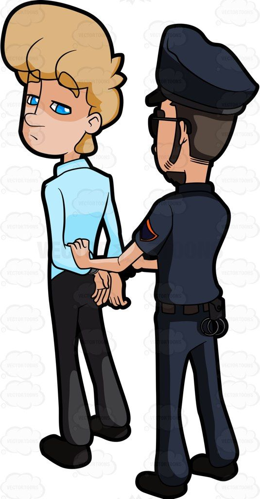 Arresting someone clipart black and white download A Man Being Arrested By A Cop #apprehend #apprehension #arrest ... black and white download