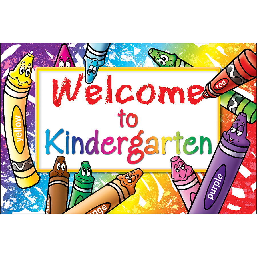 Clipart welcome to school clipart library Welcome to Kindergarten! - Memorial School clipart library