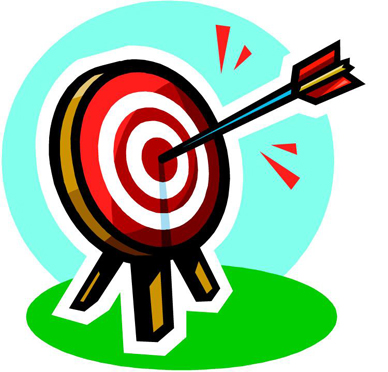 Arrow and target clipart clipart freeuse Target With Arrow | Free Download Clip Art | Free Clip Art | on ... clipart freeuse