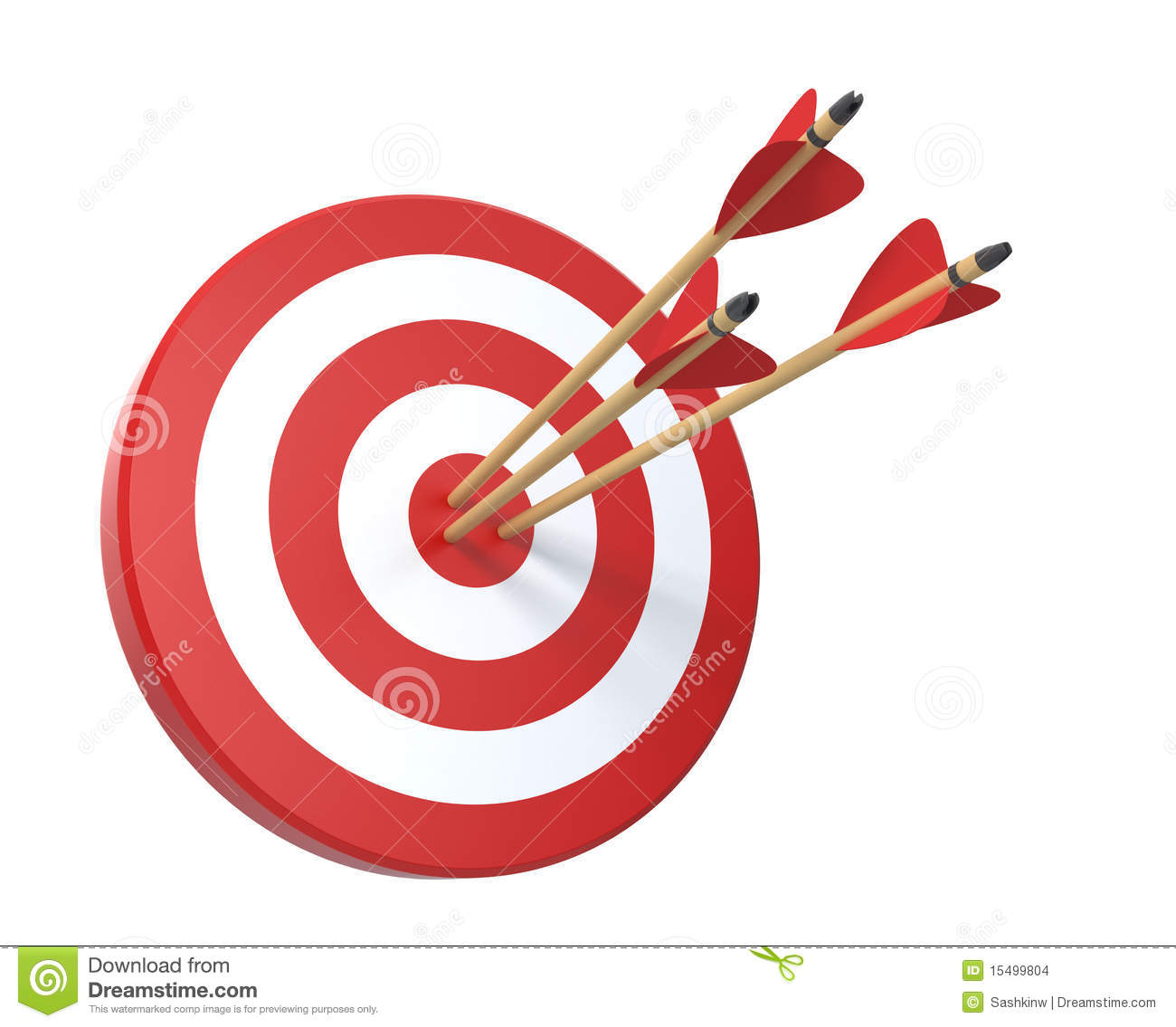 Arrow and target clipart graphic library stock Target and arrow clipart - ClipartFest graphic library stock