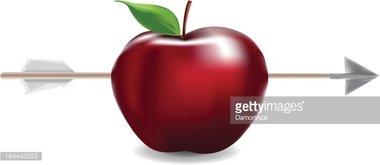Arrow apple clipart picture transparent download Apple Arrow stock vectors - Clipart.me picture transparent download