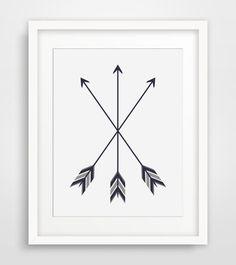 Arrow artwork image black and white download Nursery Prints, Love Print, Nursery Wall Art, Downloadable Prints ... image black and white download