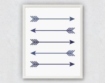 Arrow artwork image Arrow artwork | Etsy image
