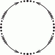 Clipartfest i think im. Arrow circle frame clipart