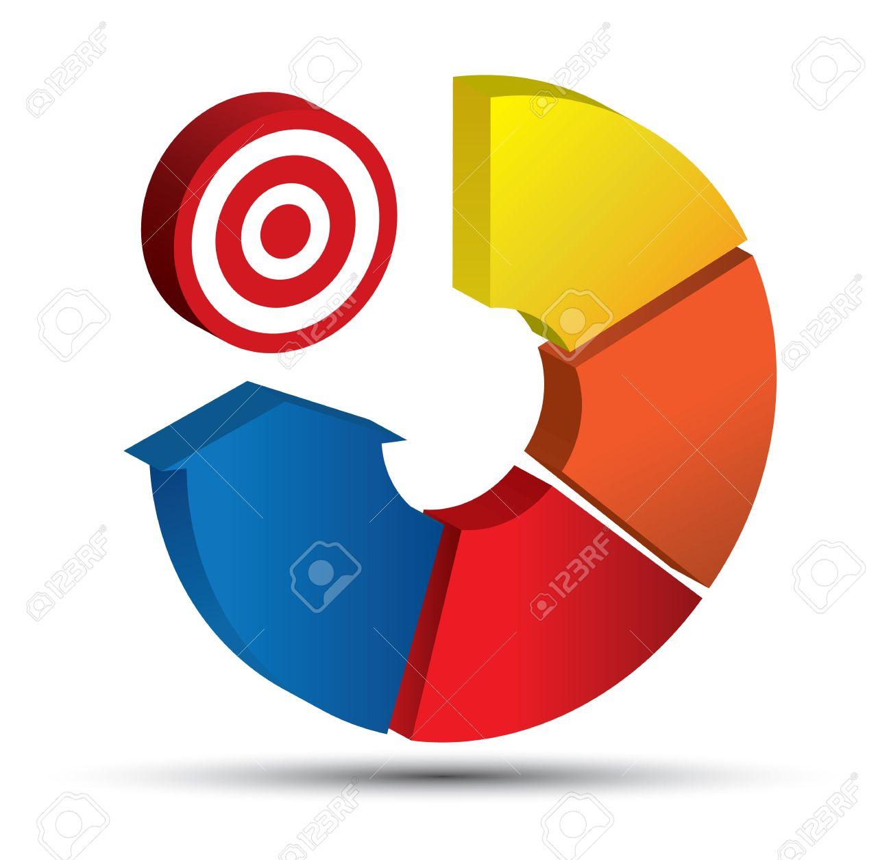 Arrow circle target clipart png freeuse stock Arrow circle target clipart - ClipartFest png freeuse stock