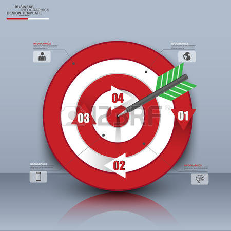 Arrow circle target clipart clipart freeuse library 46,103 Target Arrow Stock Illustrations, Cliparts And Royalty Free ... clipart freeuse library